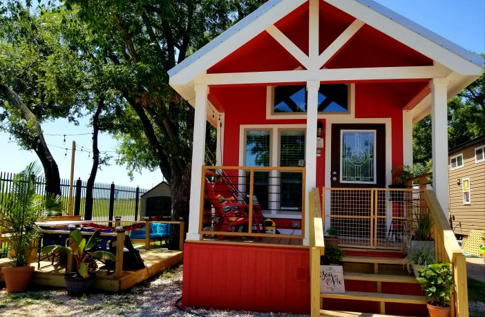 Tiny Homes have arrived in North Texas