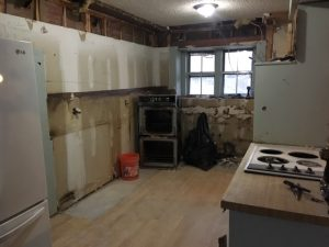 Before Photos of a Fixxer Upper
