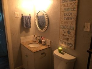 Fox and Jacobs Updated Bathroom