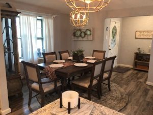 After Photos of Sherry Timmerman's Carrollton Home